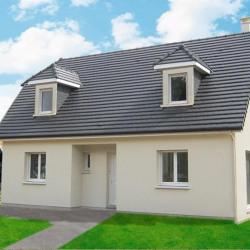 Maison  4 pièces + Terrain  1500 m² Huchenneville