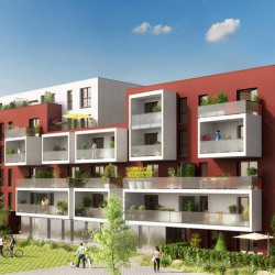 photo appartement neuf Strasbourg