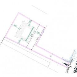 Vente Terrain Linas 1480 m²