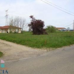 Vente Terrain Eyzin-Pinet 521 m²