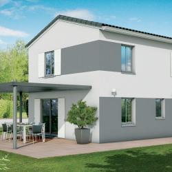 Maison  5 pièces + Terrain  418 m² Paulhac