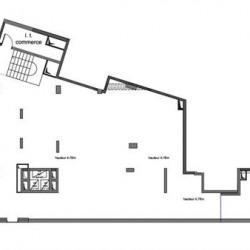 Location Local commercial Nanterre 304,2 m²