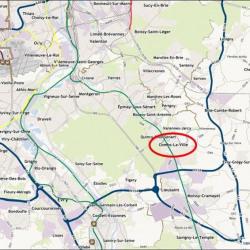 Location Local d'activités Combs-la-Ville 2593 m²