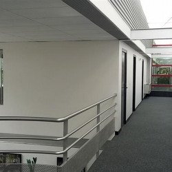 Location Bureau Tremblay-en-France 1262 m²