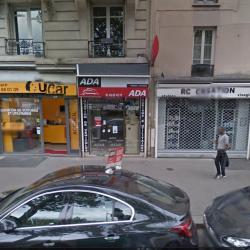Location Local commercial Paris 20ème 56 m²