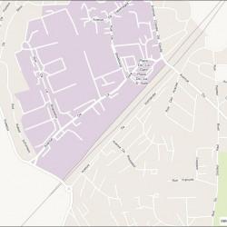 Location Entrepôt Louvres 2320 m²