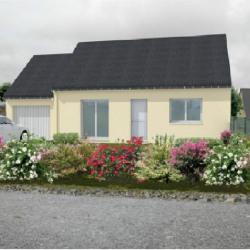 Maison  4 pièces + Terrain  701 m² Saint-Nicolas-de-Redon
