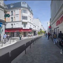 Cession de bail Local commercial Bois-Colombes 70 m²