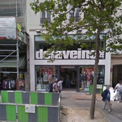 Location Local commercial Paris 14ème 163 m²