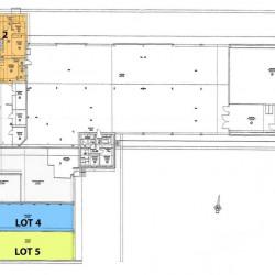 Location Local d'activités Metz 648 m²