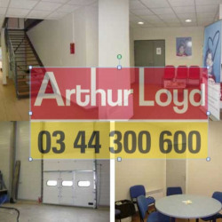 Location Bureau Beauvais 500 m²