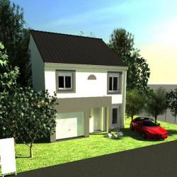 Maison  4 pièces + Terrain  90 m² Le Blanc-Mesnil