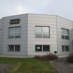 Location Bureau Habsheim 270 m²