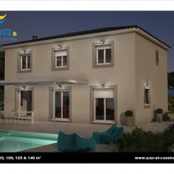 Maison  4 pièces + Terrain  190 m² Martigues