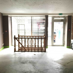 Location Local commercial Paris 11ème 87 m²
