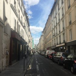 Cession de bail Local commercial Paris 4ème 84 m²