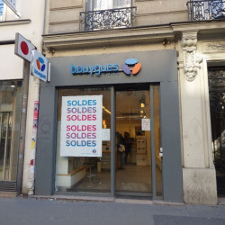 Location Local commercial Paris 18ème 54 m²