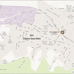 Location Local d'activités Les Clayes-sous-Bois 1200 m²