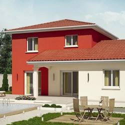 Maison  5 pièces + Terrain  385 m² Saint Loup