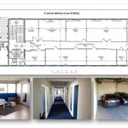 Location Bureau Gentilly 580 m²
