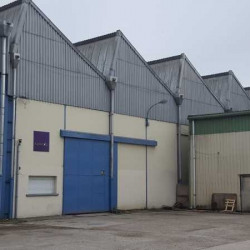 Location Entrepôt Mantes-la-Ville 635 m²