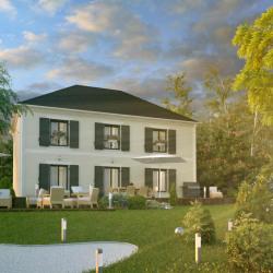 Maison  6 pièces + Terrain  1000 m² La Fresnaye-sur-Chédouet
