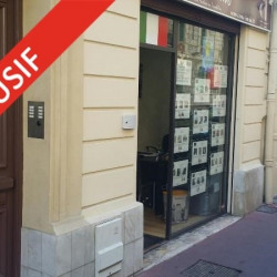 Location Local commercial Nice 19 m²