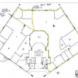Location Bureau Guyancourt 585 m²