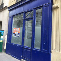 Location Local commercial Paris 17ème 20 m²