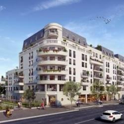 photo appartement neuf Saint Ouen