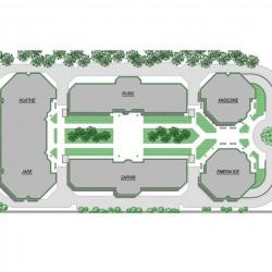 Location Bureau Vélizy-Villacoublay 2211 m²
