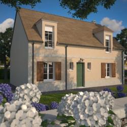 Maison  6 pièces + Terrain  356 m² Butry-sur-Oise