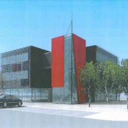 Location Bureau Brest 287 m²