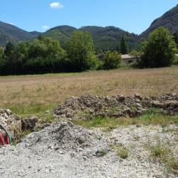 Vente Terrain Castellane 1327 m²