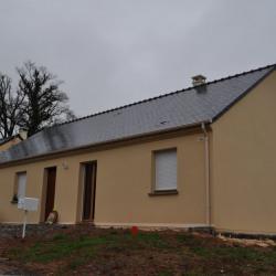 Maison  4 pièces + Terrain  1307 m² Le Hérie-la-Viéville