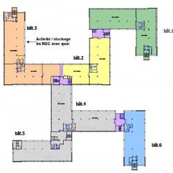 Location Bureau Montigny-le-Bretonneux 11763 m²