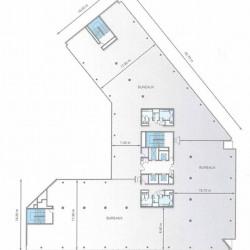 Location Bureau Issy-les-Moulineaux 11372 m²