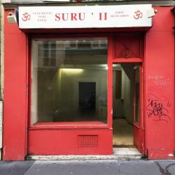 Location Local commercial Paris 10ème 58 m²
