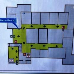 Location Bureau Cenon 35 m²