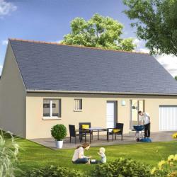 Maison  5 pièces + Terrain  743 m² Le Dézert