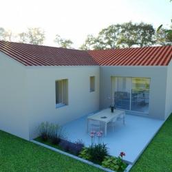 Maison  4 pièces + Terrain  695 m² Chantonnay
