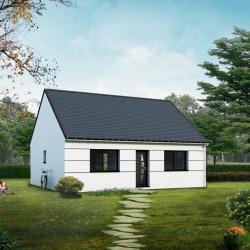 Maison  4 pièces + Terrain  900 m² Verneuil-sur-Avre