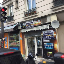 Location Local commercial Paris 19ème 20,5 m²