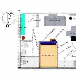 Vente Bureau Paris 5ème 26 m²