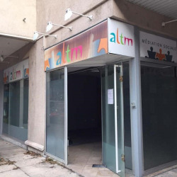 Location Local commercial Lyon 7ème 77 m²
