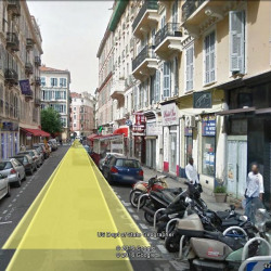 Location Local commercial Nice 155 m²