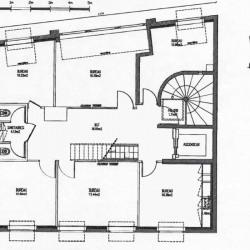 Location Bureau Neuilly-sur-Seine 100 m²