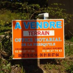 Vente Terrain Lanvéoc (29160)