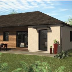Maison  5 pièces + Terrain  786 m² Eslourenties-Daban