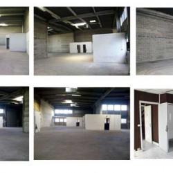 Location Local d'activités Torcy 1680 m²